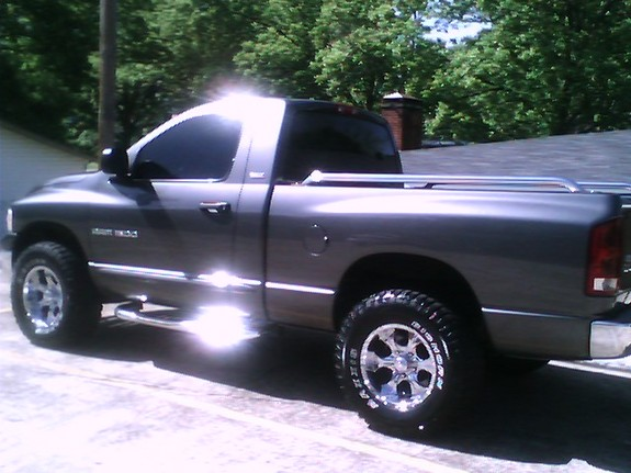 Dodgeit07 2002 Dodge Ram 1500 Regular Cab Specs, Photos ...