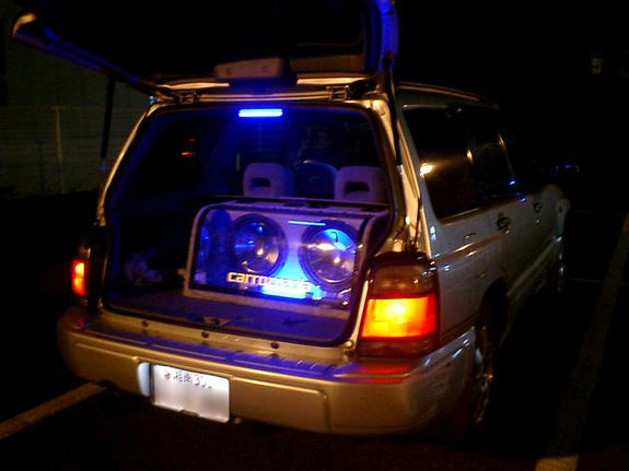Another SF533 1997 Subaru Forester post... - 11390847