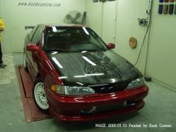 mageturbos 1994 Hyundai Scoupe
