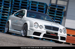 kolbnfressas 1999 Mercedes-Benz CLK-Class