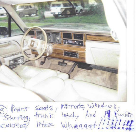 Another JuggaloCujo 1988 Lincoln Town Car post... - 9118556