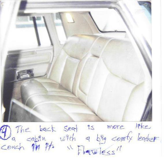 Another JuggaloCujo 1988 Lincoln Town Car post... - 9118557