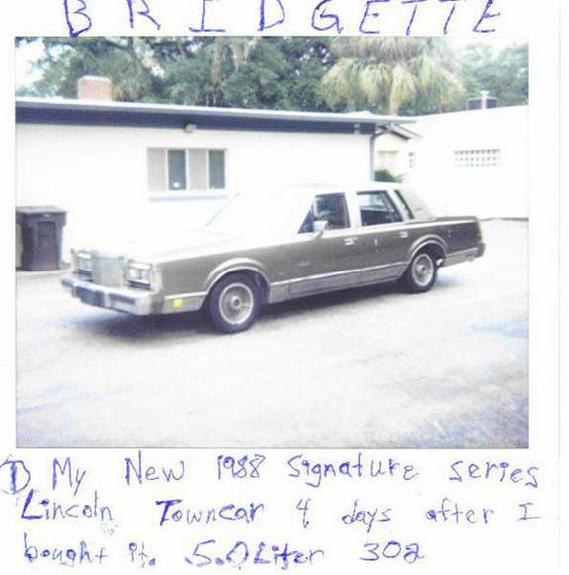 Another JuggaloCujo 1988 Lincoln Town Car post... - 9118560