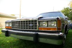 1985 Ford Crown Victoria