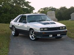 98cowlinducts 1986 Mercury Capri