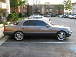 mikemikels400s 1990 Lexus LS