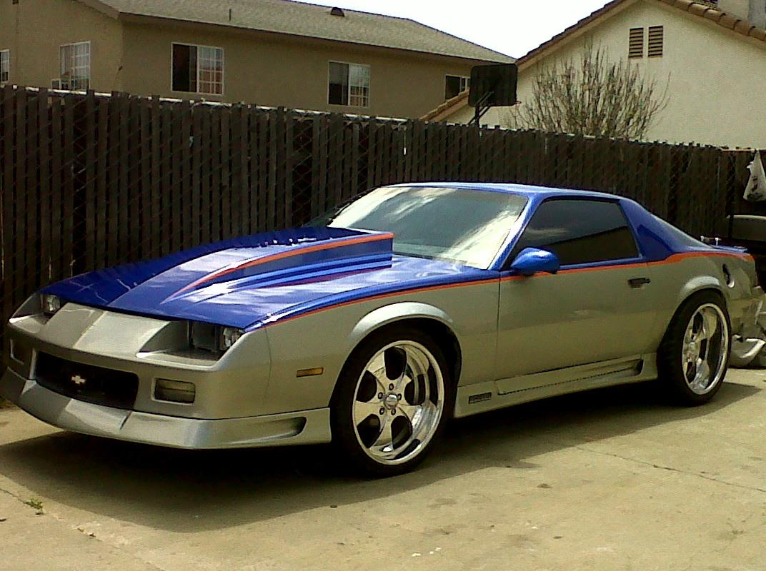 Another fastcamaroblown 1992 Chevrolet Camaro post... - 11567301