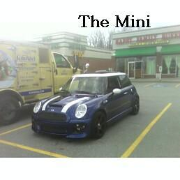 trackerbaby's 2004 MINI Cooper