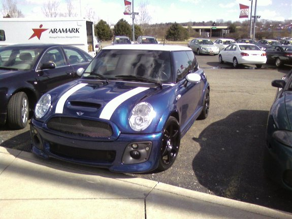 Another trackerbaby 2004 MINI Cooper post... - 11393029