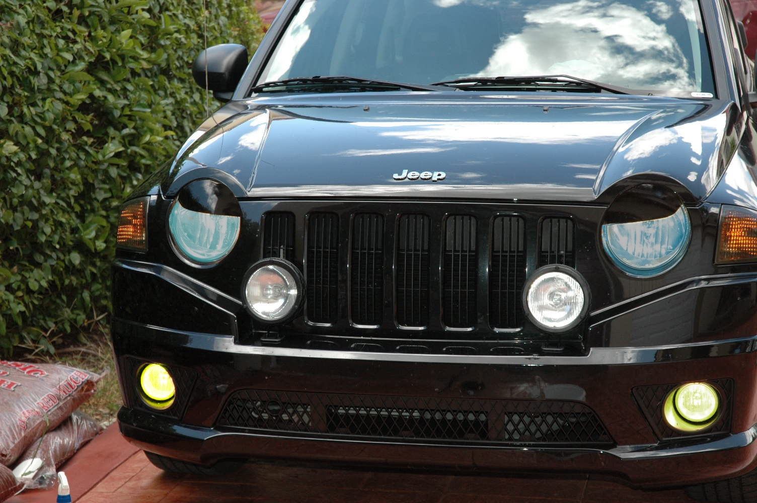 kev_104 2008 jeep compass specs, photos, modification info at