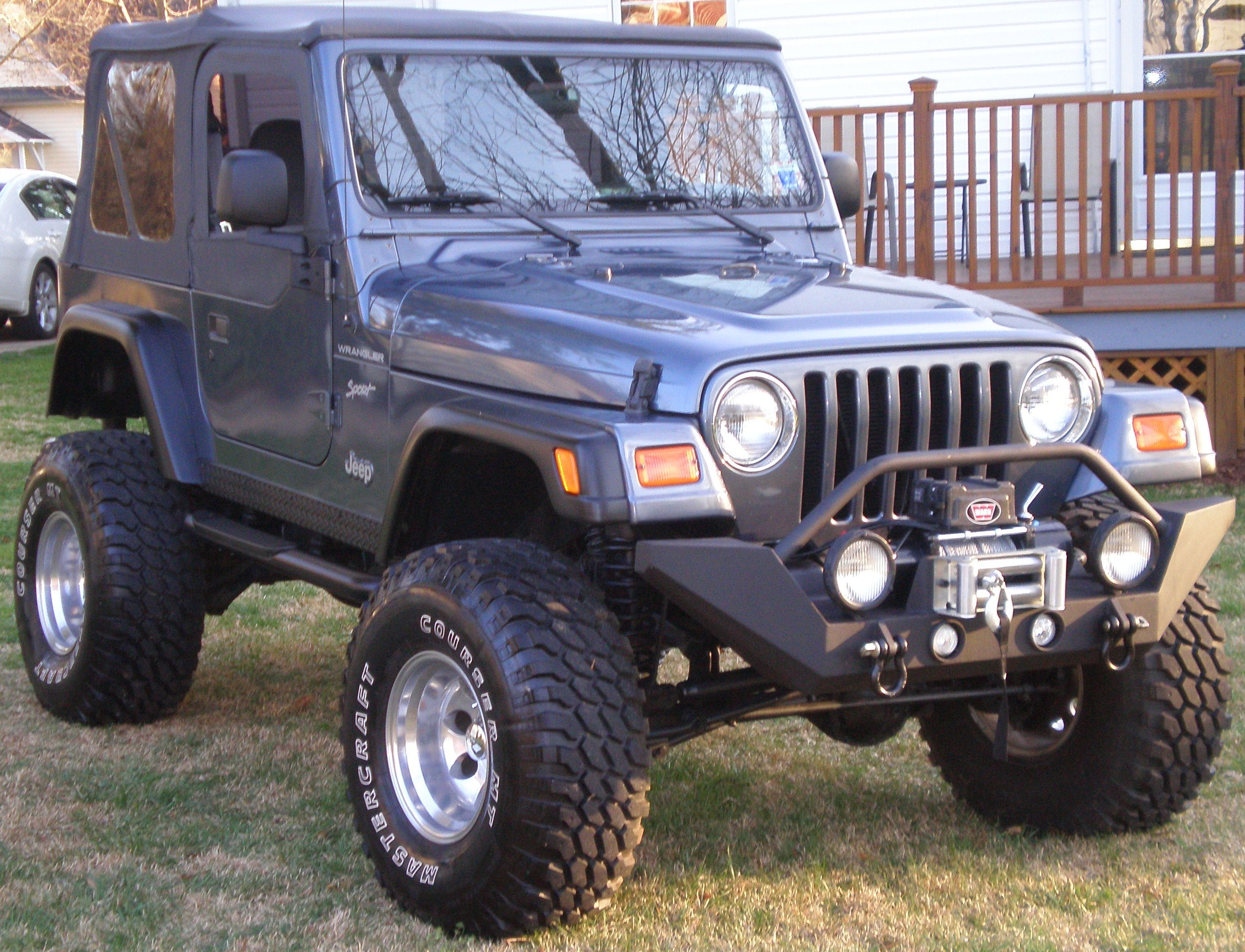 Another JEEPLEO 2002 Jeep Wrangler post... - 11395584