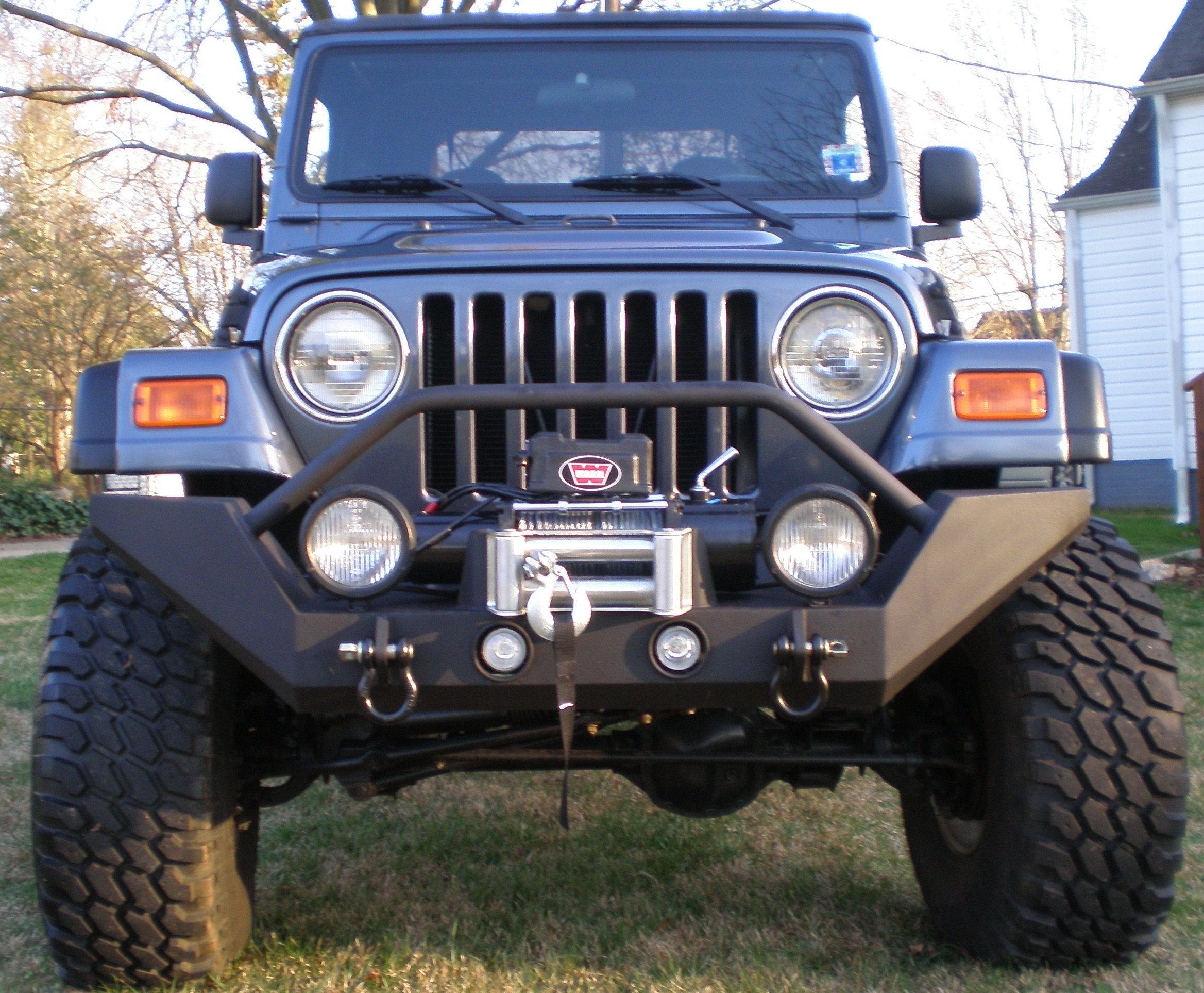 Another JEEPLEO 2002 Jeep Wrangler post... - 11395585