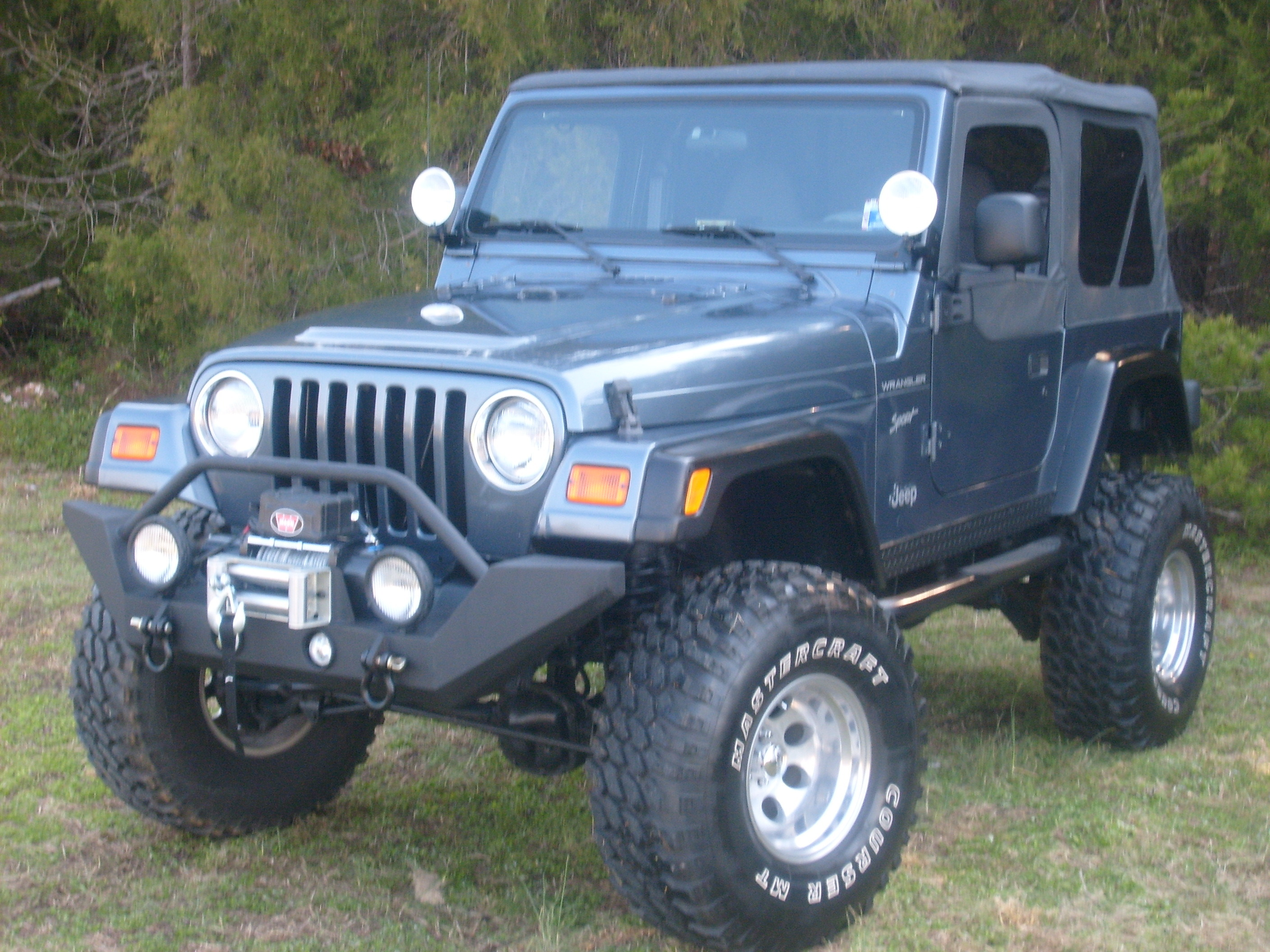 Another JEEPLEO 2002 Jeep Wrangler post... - 11395591