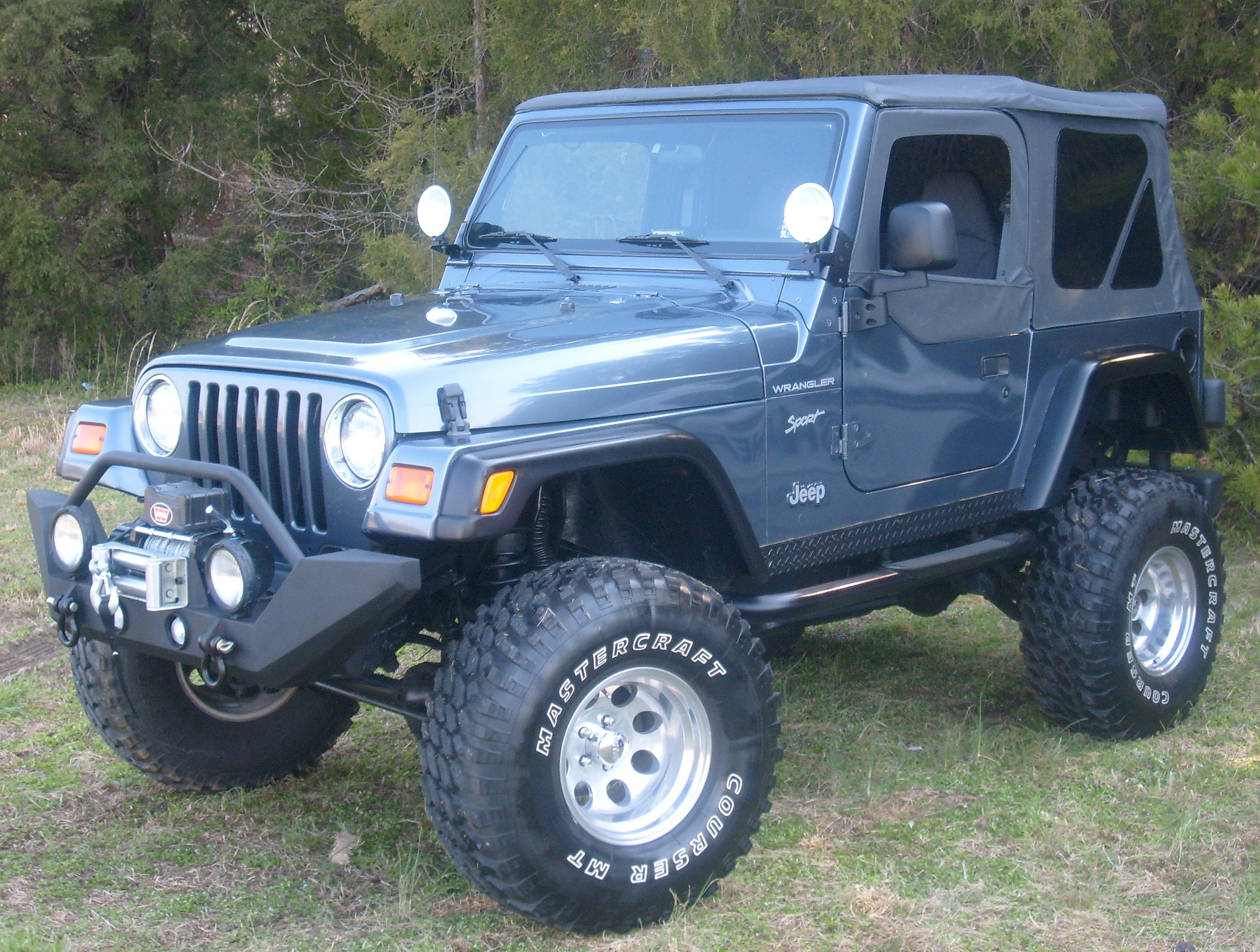 Another JEEPLEO 2002 Jeep Wrangler post... - 11395592