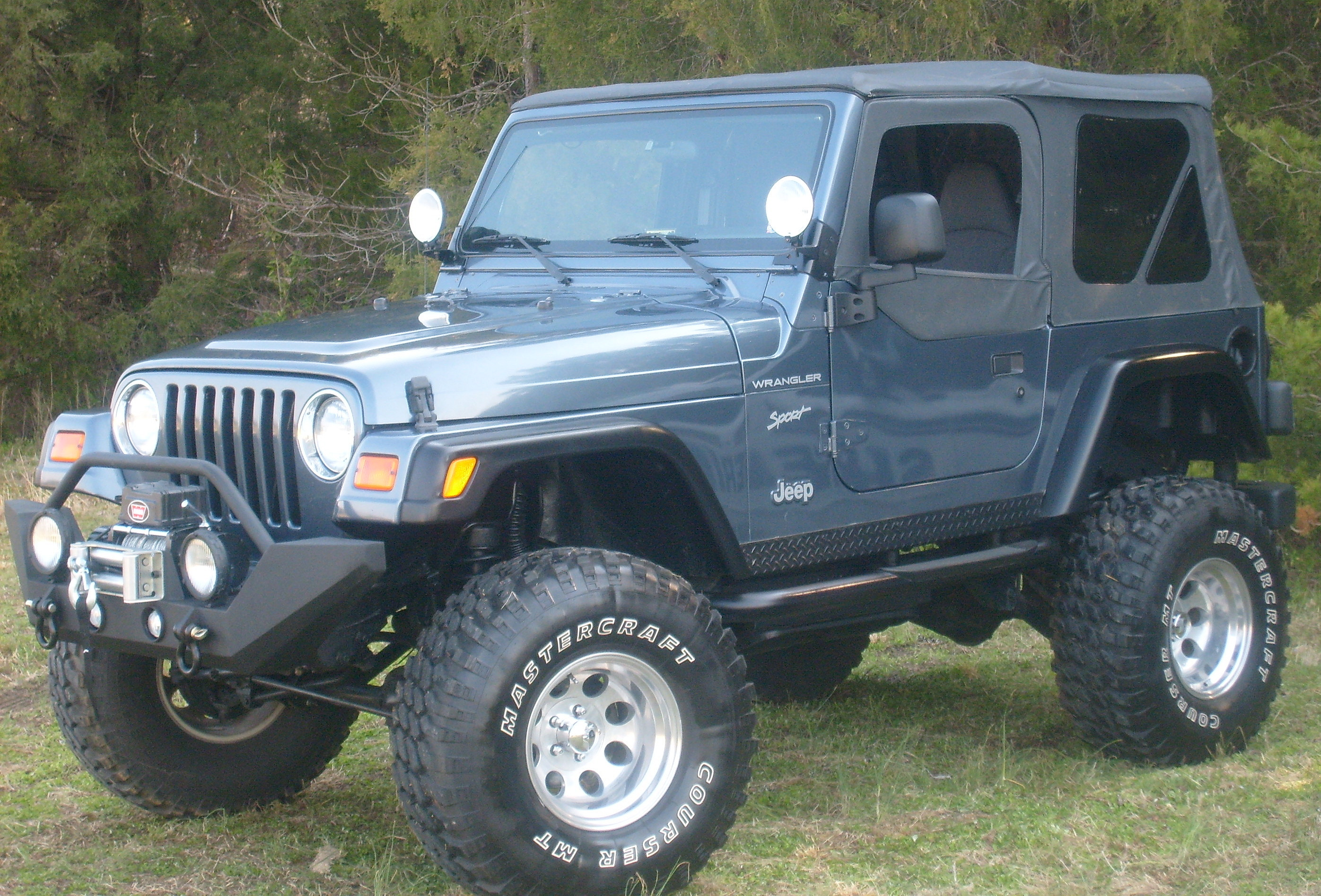 Another JEEPLEO 2002 Jeep Wrangler post... - 11395593