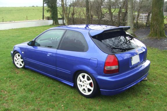 Mugen Civic 1998 Honda Civic Specs Photos Modification