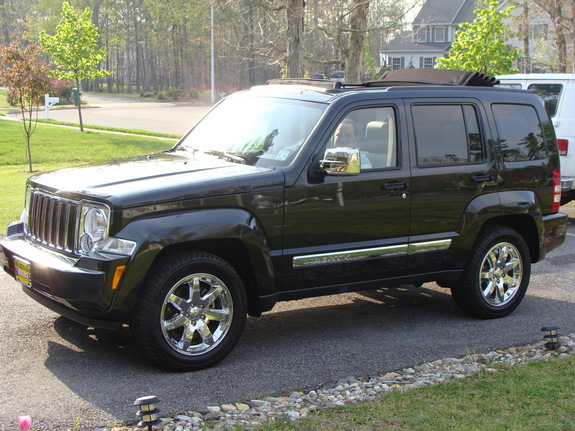2008 Jeep Liberty : Carbuff jeep liberty specs photos modification