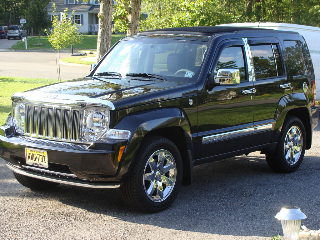 carbuff81 2008 jeep liberty specs, photos, modification info at