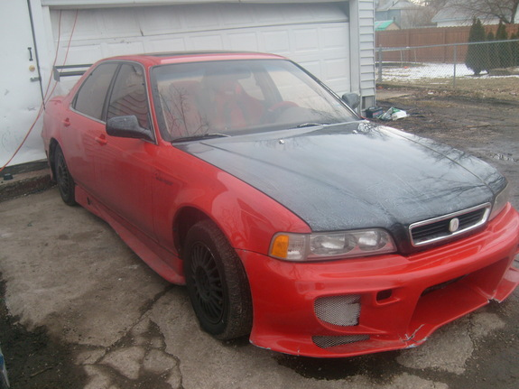 Mazdaprotege Acura Legend Specs Photos Modification Info At - Acura legend body kit