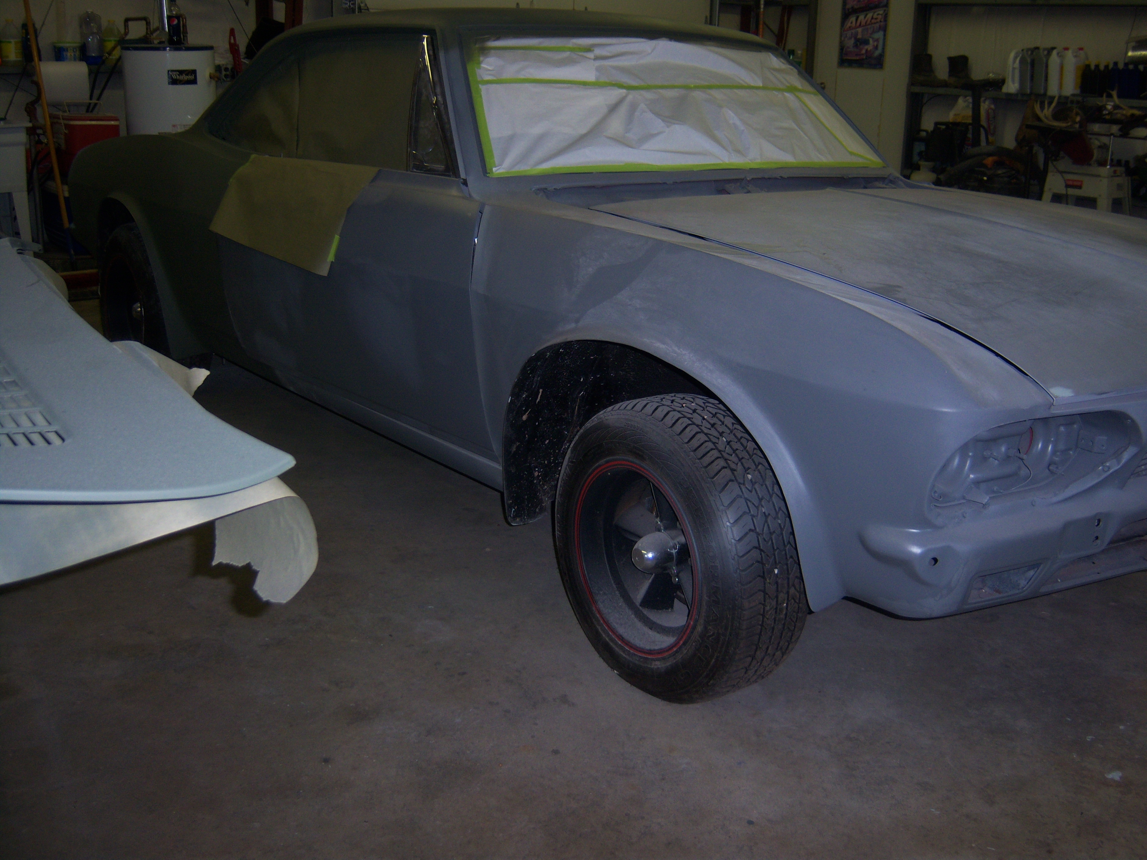 Another pbeck 1965 Chevrolet Corvair post... - 11397802