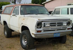 chaunch 1974 Plymouth Trailduster