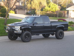 Yachtkids 1998 Chevrolet C/K Pick-Up
