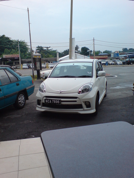 Another carborg 2008 Perodua MyVi post... - 11404289
