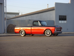 PCHRODSs 1969 Chevrolet C/K Pick-Up