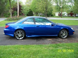 nyackpapis 1997 Acura CL