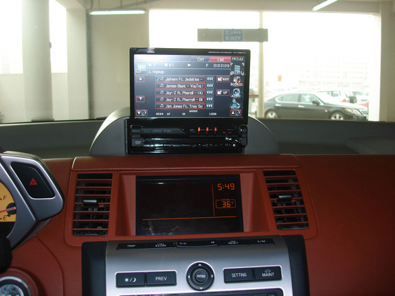 digal 2008 Nissan Murano 11406622