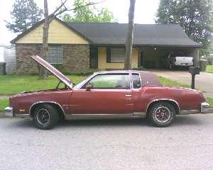Another MaloneB 1979 Oldsmobile Cutlass Calais post... - 11401520