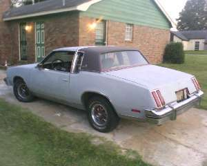 Another MaloneB 1979 Oldsmobile Cutlass Calais post... - 11401527