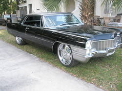 Grind-it-Out 1965 Cadillac DeVille