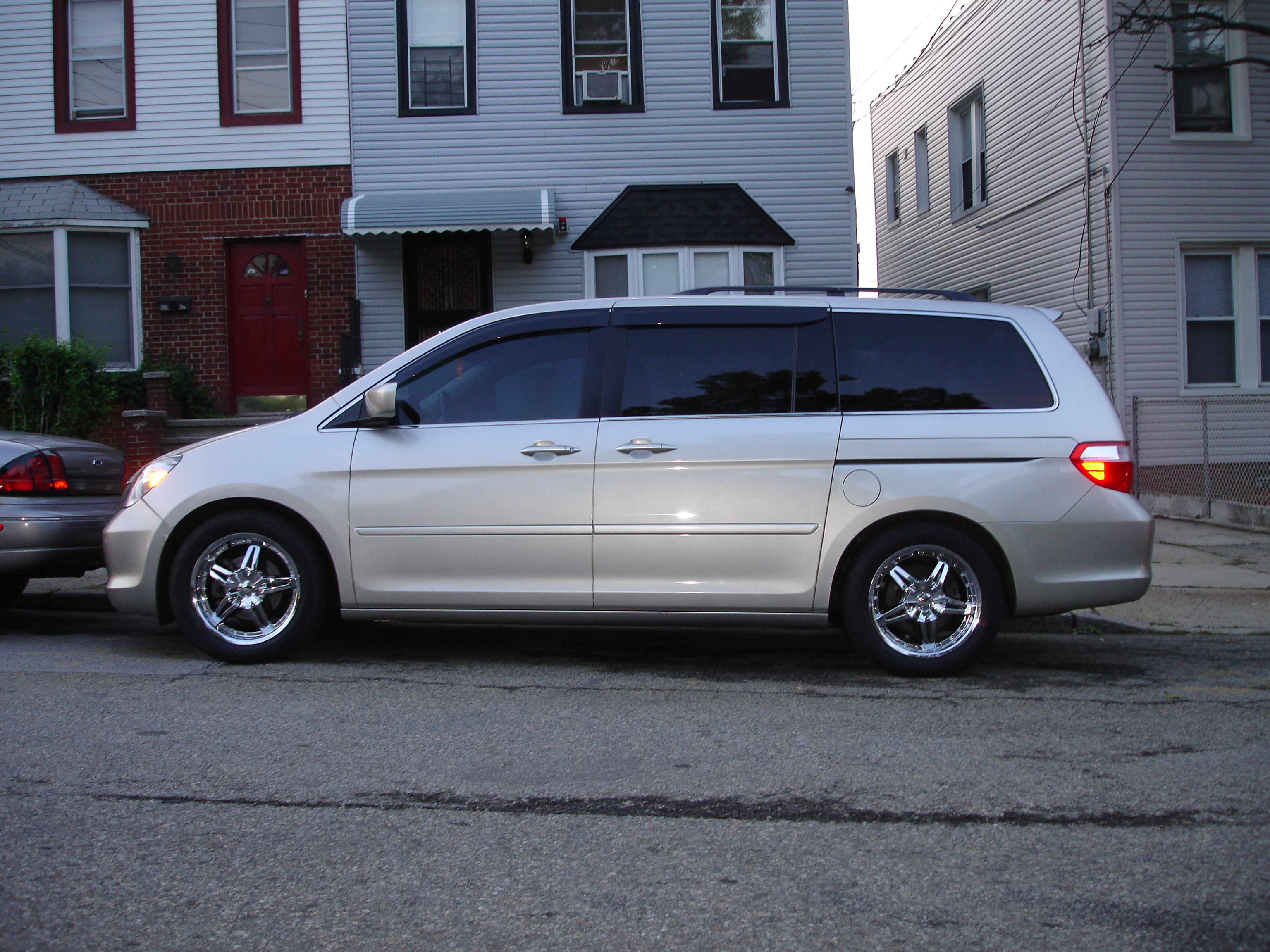 accessories product bar protection honda nudge dcho a odyssey fits models broadfeet