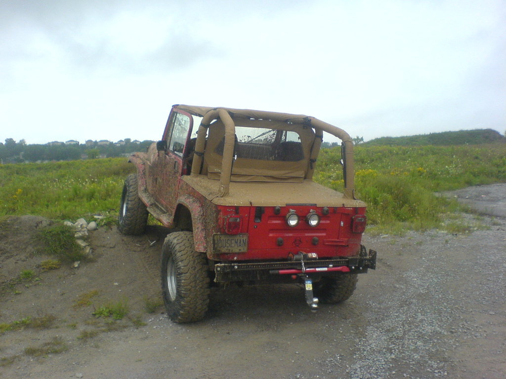 Another houseman 1993 Jeep YJ post... - 11401810