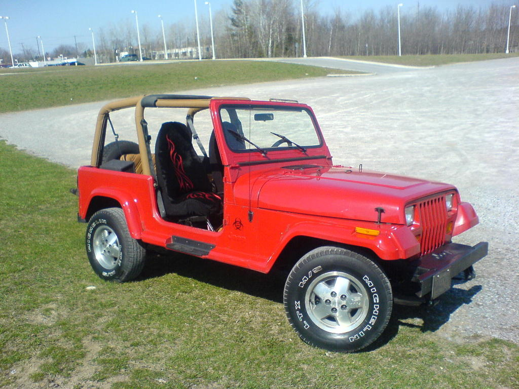 Another houseman 1993 Jeep YJ post... - 11401811