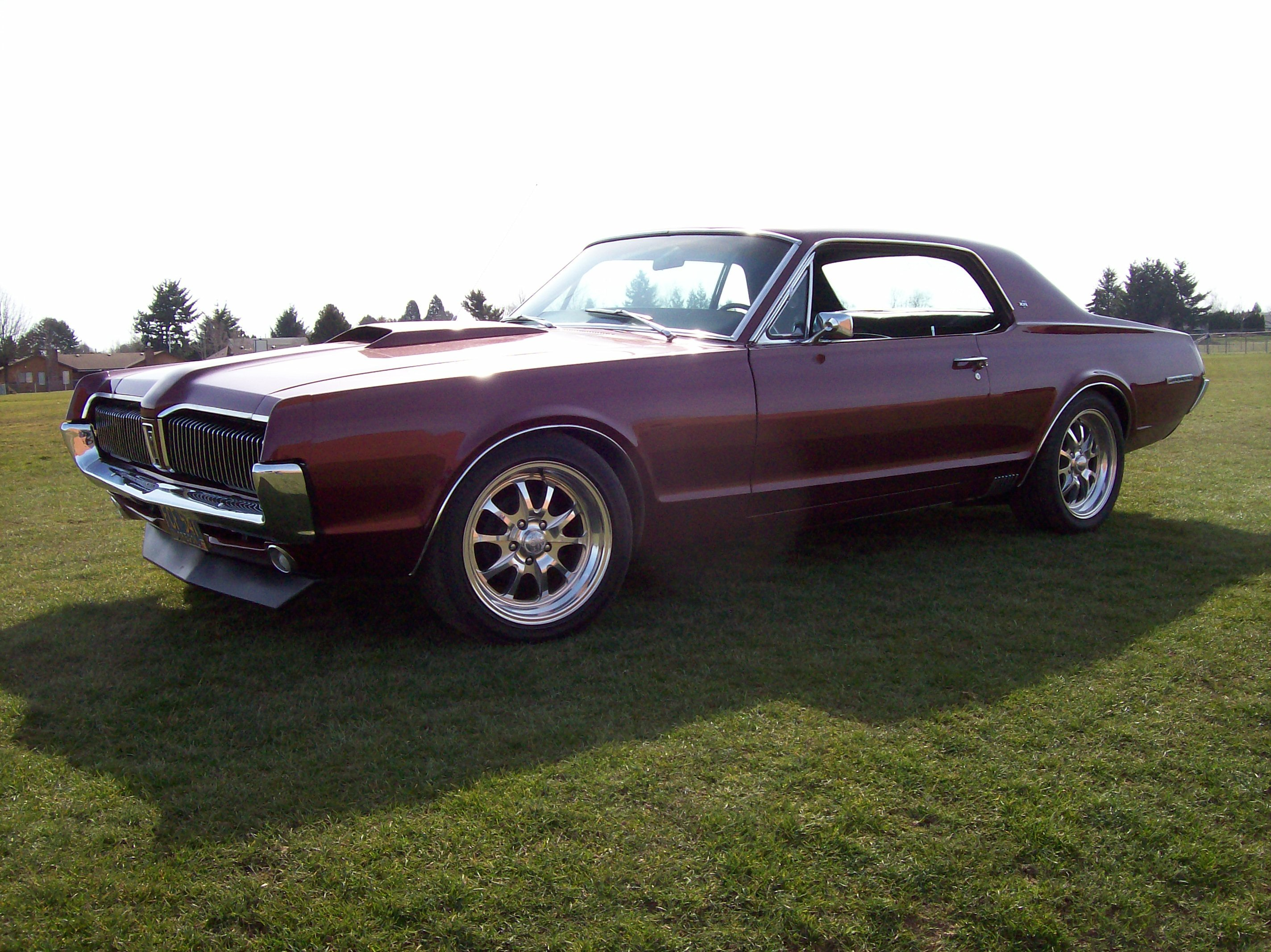 Another myhighschoolxr7 1967 Mercury Cougar post... - 11402487