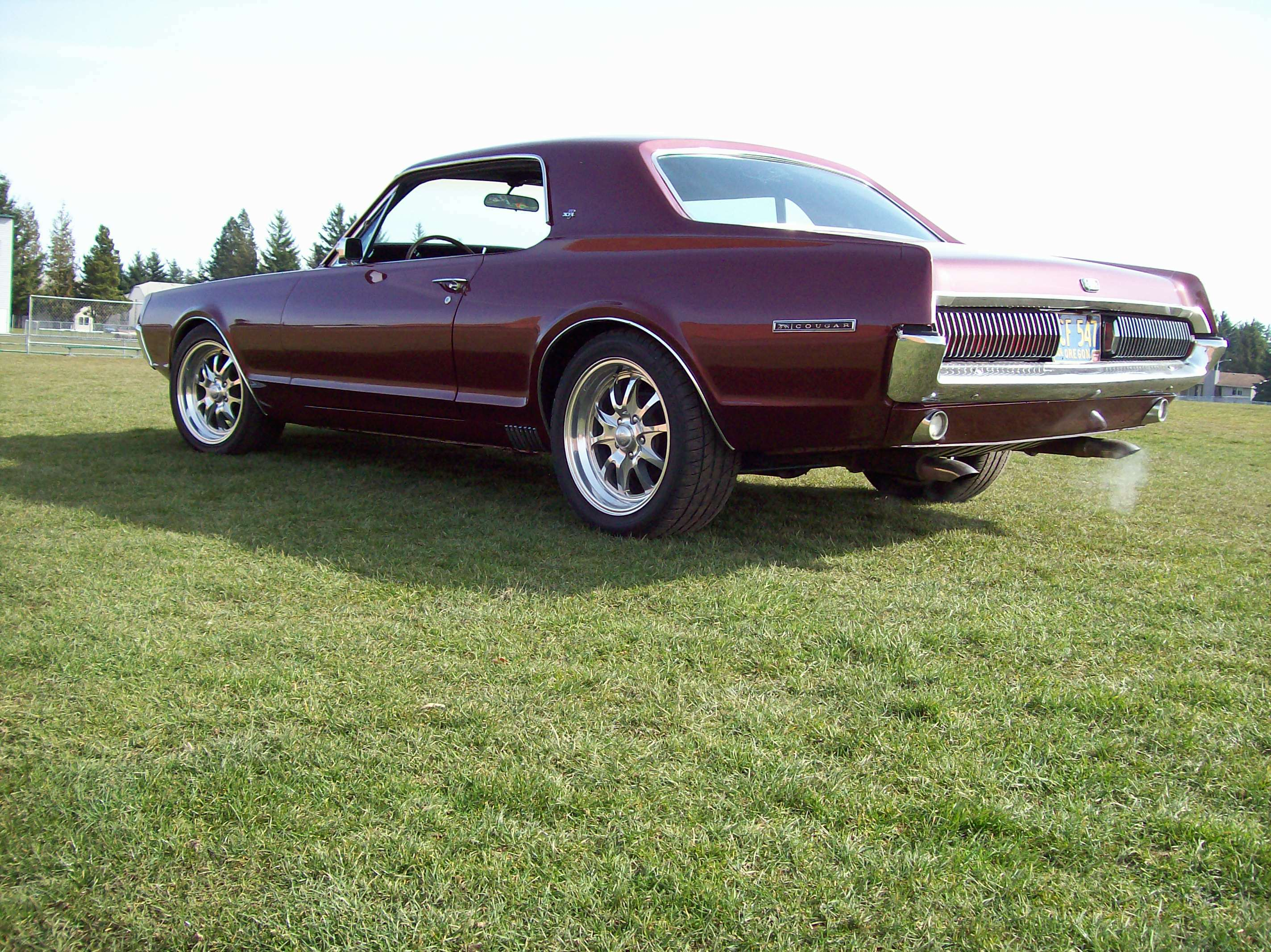 Another myhighschoolxr7 1967 Mercury Cougar post... - 11402489