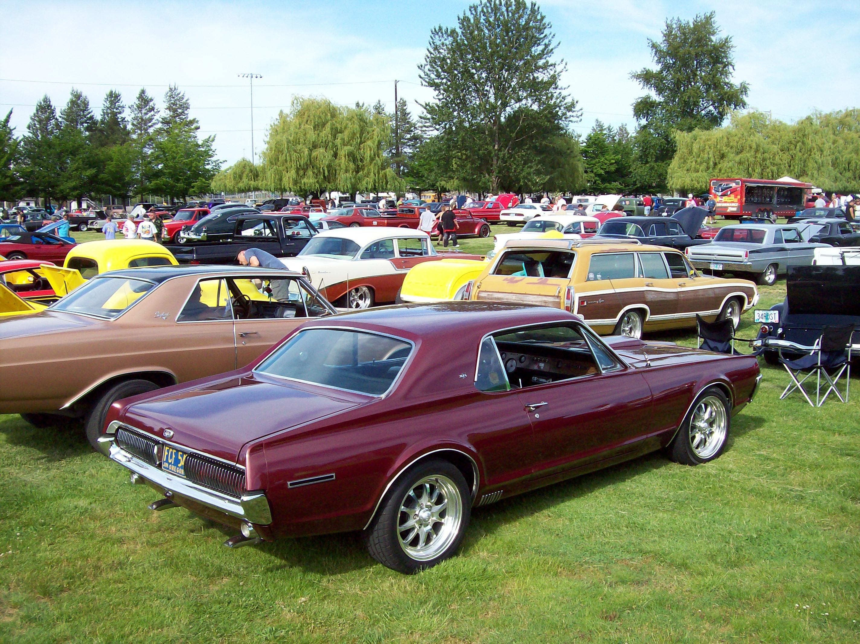 Another myhighschoolxr7 1967 Mercury Cougar post... - 11402500
