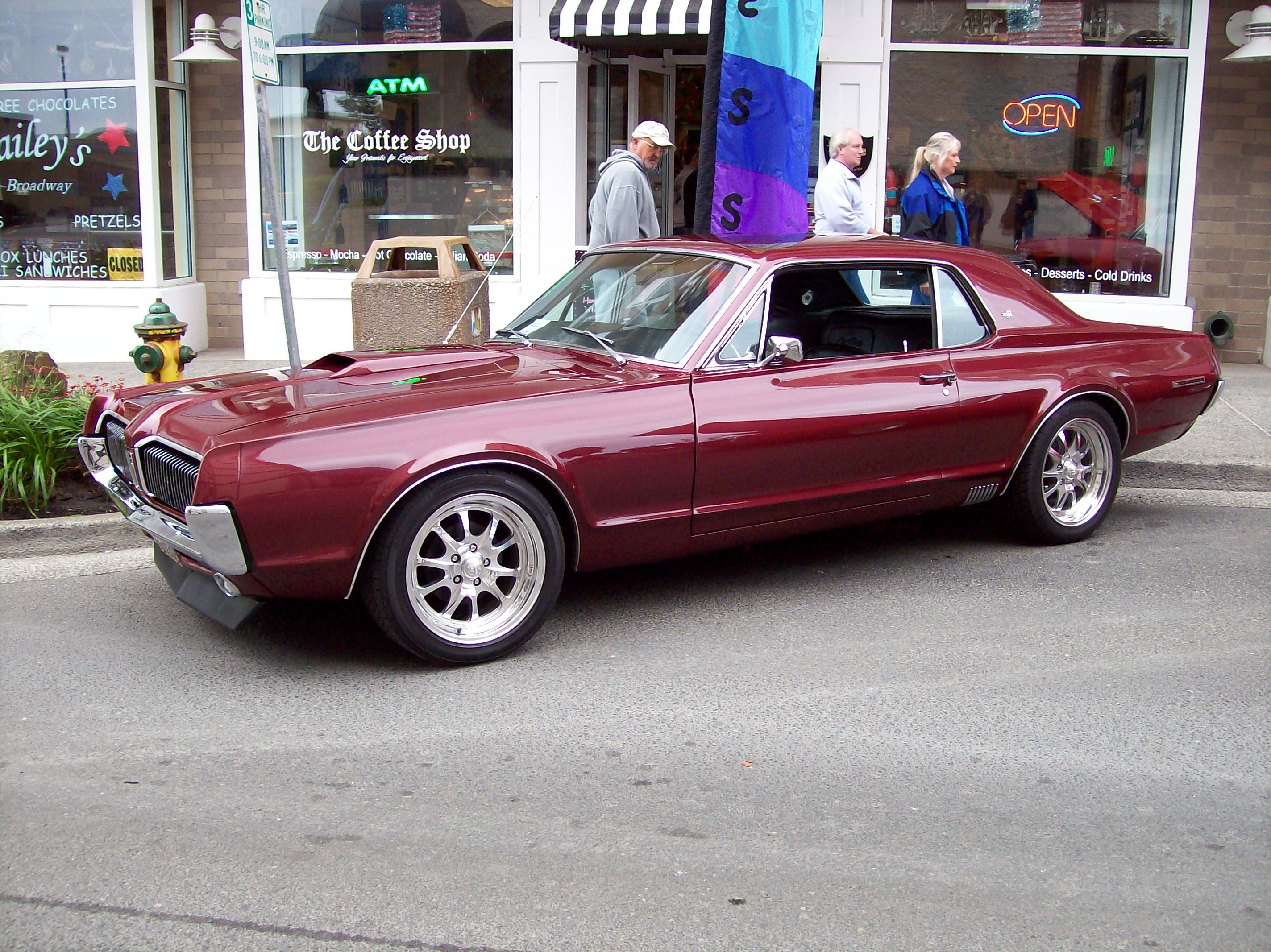 Another myhighschoolxr7 1967 Mercury Cougar post... - 11402507