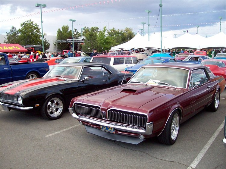 Another myhighschoolxr7 1967 Mercury Cougar post... - 11402523