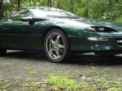 CheVy97GurLLs 1997 Chevrolet Camaro