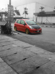 apengs 2005 Honda Jazz