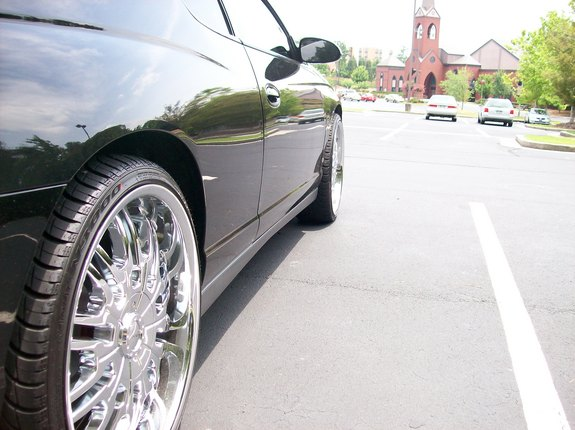 Another JUS_JAYE 2007 Chevrolet Monte Carlo post... - 11407916