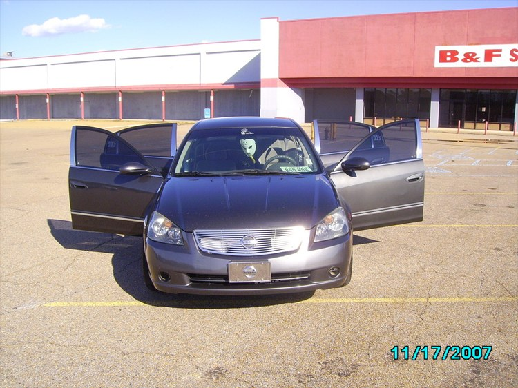 Another boohob 2005 Nissan Altima post... - 11404256