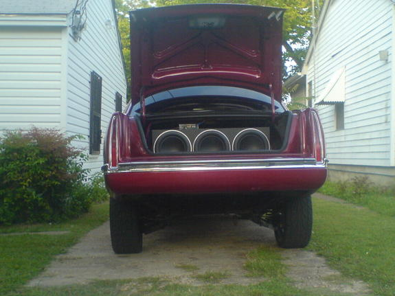Another whiteboi_lilron 1995 Cadillac DeVille post... - 11404775