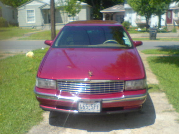 Another whiteboi_lilron 1995 Cadillac DeVille post... - 11404776
