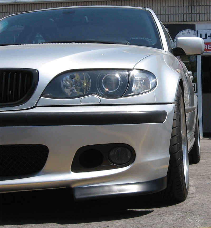 Bmw Zhp: Do They Make These For The ZHP Bumper?
