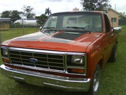 86forddudes 1986 Ford F150 Regular Cab
