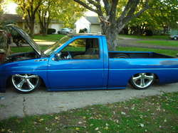 bluemidgets 1986 Nissan Regular Cab